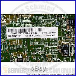 IBM ServeRaid M5210 12G SAS-3 SATA-3 PCIe x8 Storage Controller 46C9111 Raid 0