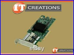 IBM Serveraid M1015 Adapter 6gb/s 8 Lanes Sas SATA Raid Controller 46m0861-low P
