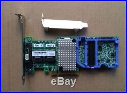 IBM Serveraid M5110 8-Port 6Gbps PCI-E SAS/SATA RAID Controller 81Y4481 90Y4449