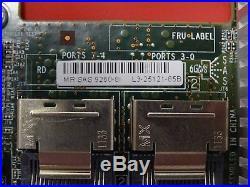 INTEL RAID 8 PORT SATA/SAS PCIe x8 6G CONTROLLER LOW PROFILE CARD 9260-8I
