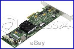 INTEL SRCSATAWB PCIe 8-PORT SATA 3G RAID CONTROLLER 350-8ELP + WARRANTY 3 YEARS