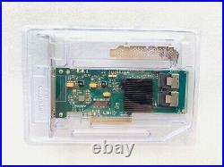 IT Mode LSI 9211-8i FW P20 SAS SATA 8-port 8 6Gbs PCI-E RAID Controller Card