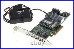 Intel 12Gb SAS/S-ATA RAID Controller RS3DC080 inkl. Battery AXXRMFBU4