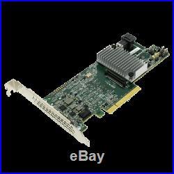 Intel Controller Card RS3DC040 SAS/SATA 4Port Integrated RAID Single Retail