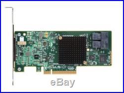 Intel Controller Card RS3WC080 SAS/SATA 8Port Integrated RAID Single Retail