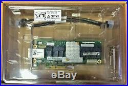 Intel New RES3FV288 RAID Expander Card SAS/SATA 12Gb/s 8 Port PCIe withBrackets