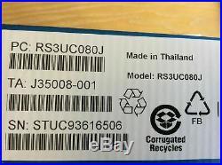 Intel RAID Controller RS3UC080J controller RAID SATA 6Gb/s SAS 12Gb/s PCIe3.0 x8