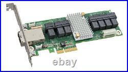 Intel RAID Expander RES3FV288 28 Internal and 8 External Port SAS/SATA 12Gb D