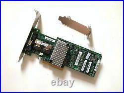 Intel RAID RS25DB080 SAS/SATA 8 port 1GB cache PCI-E 2.0 x8 Controller Card