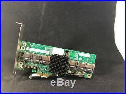 Intel RAID SAS Expander Card RES2SV240 24-port SATA 6-port SAS PCIe x4