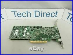 Intel RAID SAS/SATA 8 port 1GB cache PCI-E 2.0 x8 Controller Card RS25DB080 ZZ