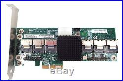 Intel RES2SV240 24 Port RAID Expander Card SAS SATA PCI Express x4
