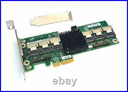 Intel RES2SV240 24port 6G 6Gbps SATA SAS Expander Server Adapter RAID CARD