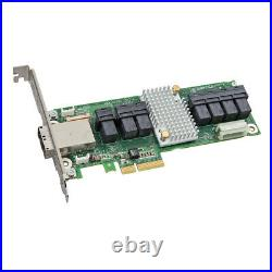 Intel RES3FV288 Controller Card 36Port 12Gb/s SAS/SATA RAID Expander Low