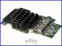 Intel RMS25CB080 1Gb SAS/SATA 6.0Gbps Raid PCI-Express 2.0 x8 Controller NEW
