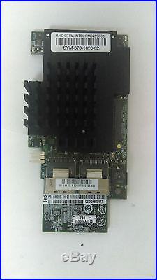 Intel RMS25CB080 PCI-Express 2.0 x8 SATA / SAS Integrated RAID Module