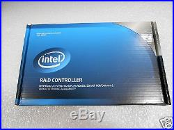 Intel RS25DB080 RAID Controller MD2, SAS/SATA, PCIe 3.0 NEW OPEN RETAIL BOX