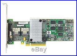 Intel RS2BL080 512Mb 2x SFF-8087 mini-SAS PCIe SAS/SATA Raid Controller New