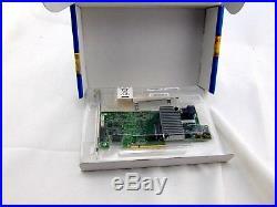 Intel RS3DC040 RAID Controller 12 Gb/s SAS/SATA PCIe x8 Gen3
