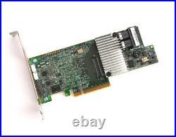 Intel RS3DC080 SATA / SAS 1GB Controller RAID 12G PCIe x8 3.0 Broadcom 9361-8i