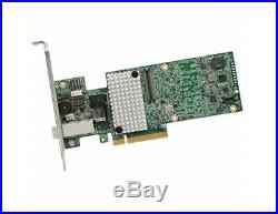 Intel RS3MC044 8-Ports (4-Internal, 4-External) SAS/SATA Raid PCIe Controller
