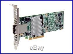Intel RS3SC008 PCI-Express x8 SAS/SATA 12.0Gbps Eight-Ports Raid Controller Card