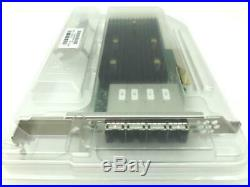 Intel RSP3GD016J Tri-Mode PCIe SAS SATA RAID NVME Storage Controller Adapter