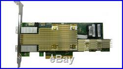 Intel RSP3MD088F RAID controller PCI Express x8 3 0 Tri-mode PCIe