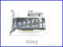 Intel RSP3QD160J Tri-Mode RAID Storage Controller Adapter PCIe/SAS/SATA PCIe 3.0
