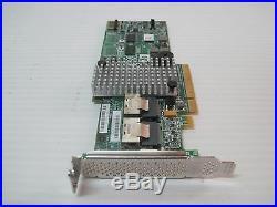 Intel RT3WB080 8-Port PCIe x8 6 Gb/s SATA Low Profile RAID Controller Tested