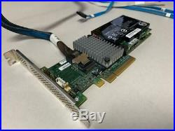 Intel Rs2bl040 512mb Pci-express 2.0 X8 Sas/sata 6.0gbps Raid Controller