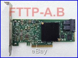 Intel SAS3008-8i (9311-8i) 12Gbps 8 Ports HBA PCI-E 3.0 SATA SAS RAID Controller