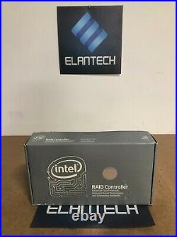 Intel SRCSASPH16I SCSI/RAID Controller 16 Port SAS/SATA PCIe 8X