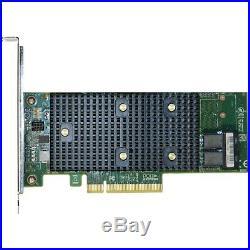 Intel Tri-Mode PCIe/SAS/SATA Entry-Level RAID Adapter, 8 Internal Ports