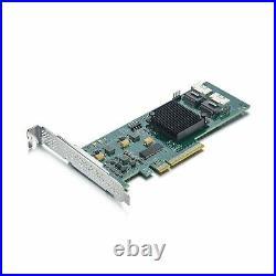 Internal PCI Express SAS/SATA HBA RAID Controller Card, SAS2008 Chip, 8-Port