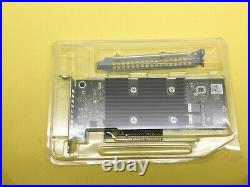 J7TNV DELL PERC HBA330+ 12GBPS SAS SATA PCI-E X8 RAID Controller Adapter 0J7TNV
