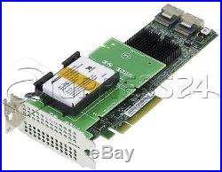 KONTROLER RAID 3WARE 9690SA-8i SAS SATA PCIe LP + BBU