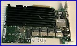 L3-25243-25A LSI 9750-16I4E 6GBPS 16INT 4EXT PCI-E SAS SATA RAID Controller