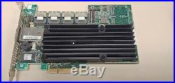 LSI 3WARE SAS 9750-16I4E 6Gb/s PCI Express SATA+SAS RAID Controller Card