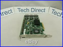 LSI 3Ware 9650SE-24M8 SATA PCIe 24-Port 512MB RAID Controller W Cables
