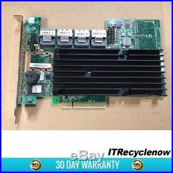 LSI 9260-16i LSI00208 SAS SATA 6Gb/s PCIe x8 16-Port RAID 4x SAS to SATA Cables