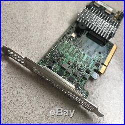 LSI 9266-8i 8-port 6Gb/s SATA+SAS PCI-E 2.0 8Port 1GB RAID Controller Card