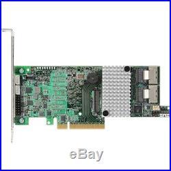 LSI 9266-8i 8-port 6Gb/s SATA+SAS PCI-E 2.0 Low Profile RAID Controller Card
