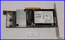 LSI MegaRAID 9265-8i SAS SATA 6G PCIe 2.0 RAID controller w//battery BBU bracket