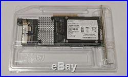 LSI 9266-8i 8-port 6Gb/s SATA+SAS PCI-E RAID Controller Card with BAT1S1P-A BBU