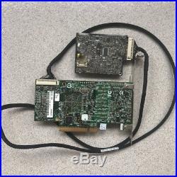 LSI 9267-8i 6Gb/s PCI-Express 2.0 512MB 8Port SATA/SAS Raid Card + BBU09 Battery