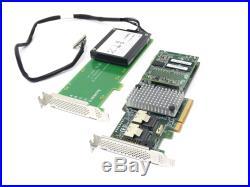 LSI 9270-8i 8-port 6Gbps SAS SATA 1GB Cache PCIe RAID Controller Card LSI00326