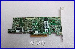 LSI 9271-8i SATA / SAS 1GB Controller RAID 5 6G PCIe x8 3.0 +LSICVM01 Battery