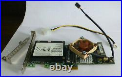 LSI 9271-8i SATA/SAS 1GB Controller with Fan. RAID5 6G PCIe-x8 3.0 BAT1S1P-A Bat