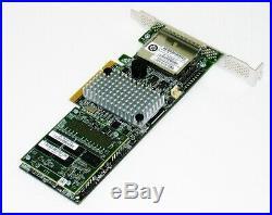 LSI 9286-8e LSI00332 L5-25421-20 6Gb/s External SAS/SATA 8-Port PCIe 3.0 x8 RAID